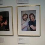 Die Youtuber Gronkh und Sarazar an der Wall of Fame