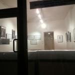 Blick von der Straße in die Peace-Galerie.