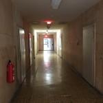 Wenn das rote Licht brannte, war ein Inhaftierte auf dem Flur. Man vermied jeden menschlichen Kontakt untereinander.